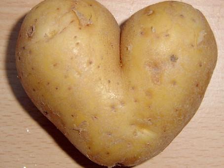 Gotta Love Ya Spuds - Potatoes & Pasta back on the menu!