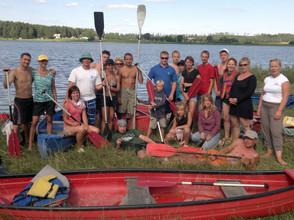 Boat trip 2011