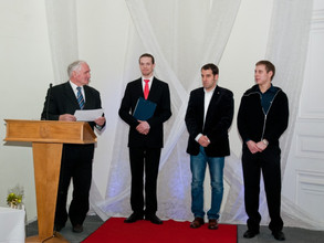 Student council awards at Latvia University of Agriculture