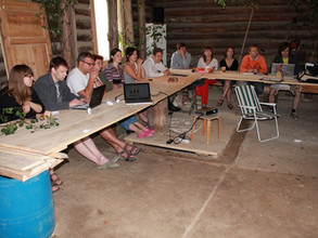 Summer camp of the Association of Latvian Young Scientists