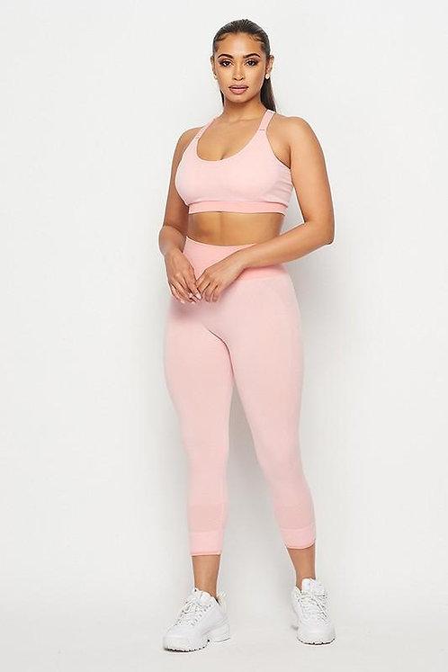 Seamless Active Wear