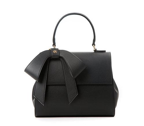 Cottontail Black Vegan Bag