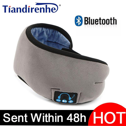 Breathable Sleep Eye Mask Headphone