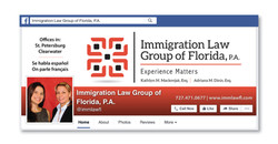 Facebook Cover Page and Icon