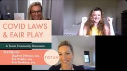 Covid Laws & Fair Play Webinar