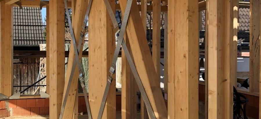 Système constructif bois paille