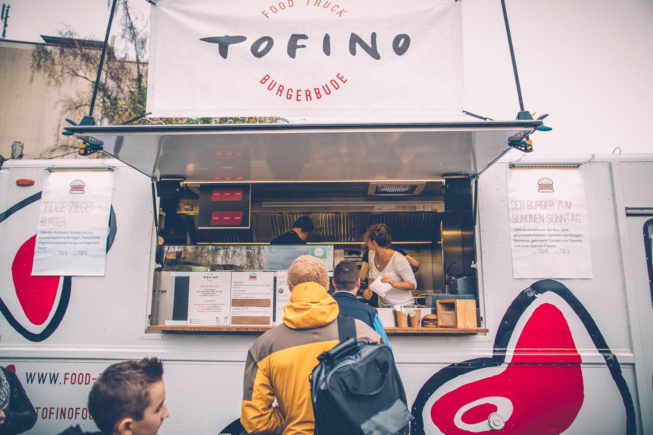 Food Truck Catering für 30 Personen