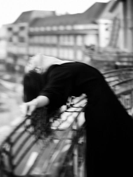 Viktoria Borshchova / Balkon