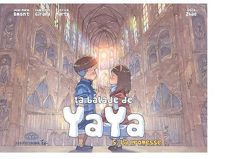 La balade de Yaya - Tome 5, La promesse