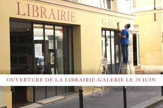 Ouverture de la librairie/galerie éditions Fei