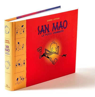 San Mao, le petit vagabond - Les éditions Feo