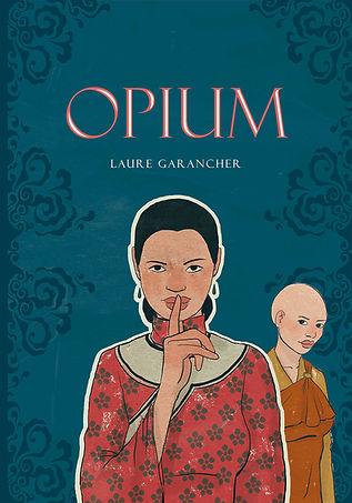 Opium, les éditions fei, bande dessinée chinoise