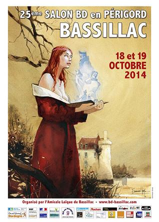 25ème salon BD en Périgord ce 18 & 19 octobre