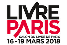 Salon du Livre de Paris 2018