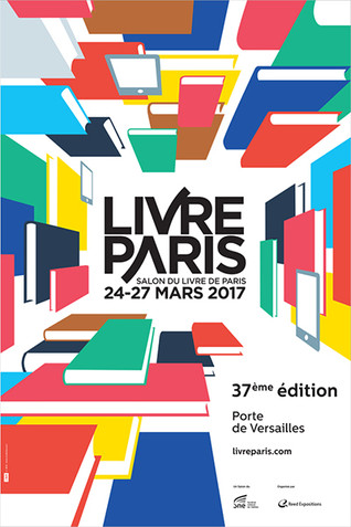 Salon Livre Paris 2017