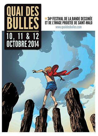 "Festival ""Quai des bulles"" 2014"