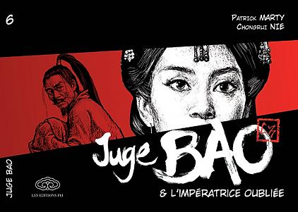 Juge Bao - Tome 6, l'impératrice oubliée