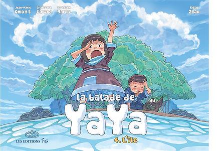 La balade de Yaya - Tome 4, L'île