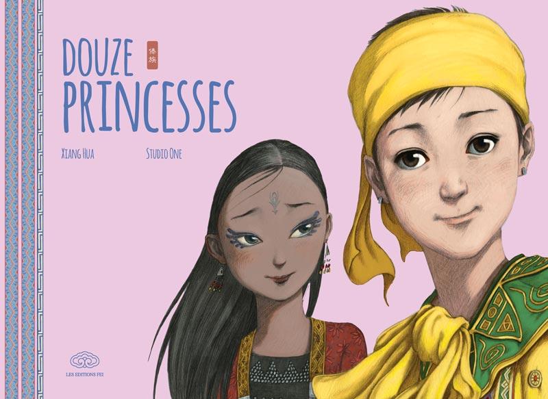 Minorités - Douze princesses