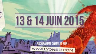 Lyon BD Festival 2015