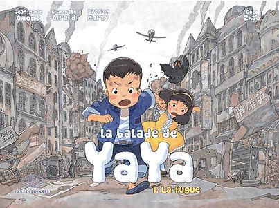 La balade de Yaya - Tome 1