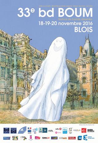 Rendez-vous à BD BOUM de Blois !