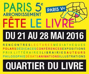 Festival Quartier du Livre 2016