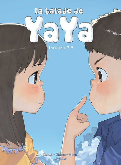 La balade de Yaya - Intégrale 3