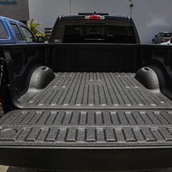 Finished Truck Bed