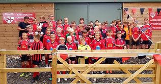 Youth Football Team   Eastside AFC   Barnstaple Devon