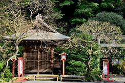 Egara Tenjinsha Shrine, Kamakura