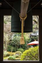 The belfry, Zaizoji Temple, Kamakura