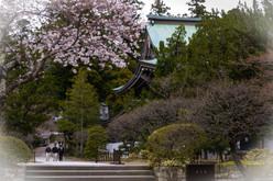 Butsuden, Main Hall,  Engakuji Temple, Kamakura