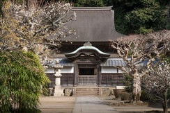 Ryukuji Temple, Fujisawa