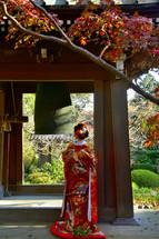 The belfry, Kaizoji Temple, Kamakura