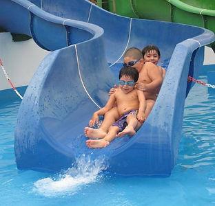 Termas, agua y diversión