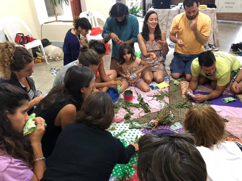 taller pedagogia verde