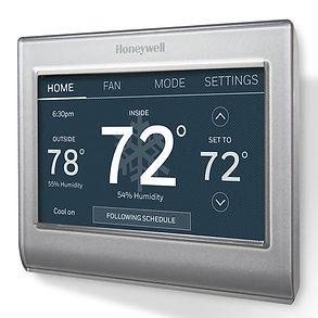 honeywell wifi thermostat