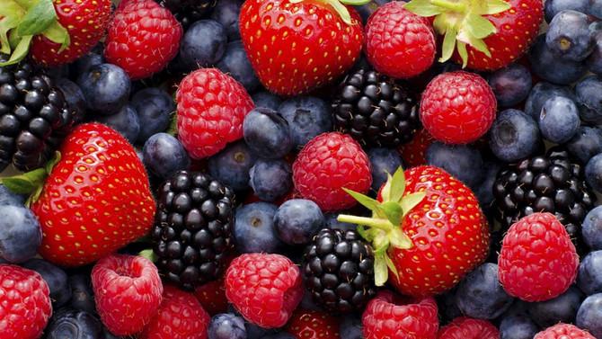 Frutas - O doce tão perigoso quanto o álcool