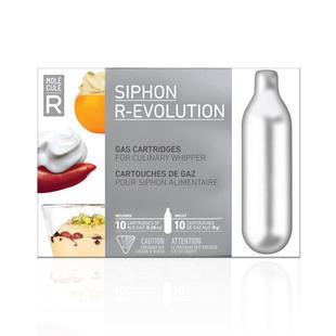 10 N20 Gas cartridges for Siphon R-Evolution