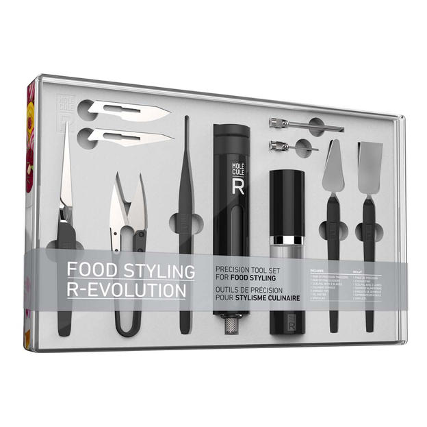 Kitchen Utensils Set for Food Styling