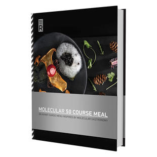 50 Molecular Gastronomy Recipe Book