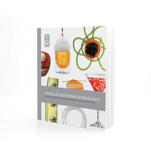 40 Molecular Gastronomy Recipe Book