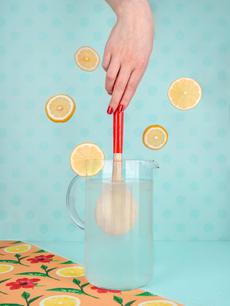 Probiotic Sparkling Lemonade