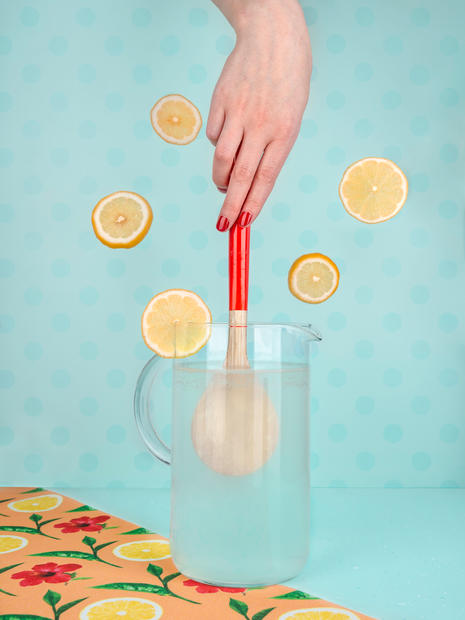Probiotic Sparkling Lemonade