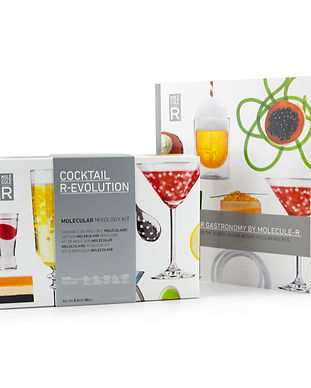 Molecule-R_Cocktail R-Evolution + Book.j
