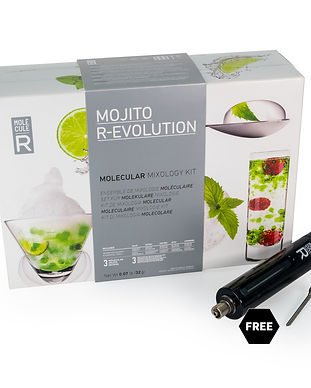 Molecule-R_Mojito R-Evolution_With BLACK