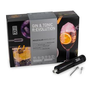 Molecular Gin Kit + Culinary Tools - Gin & Tonic R-Evolution