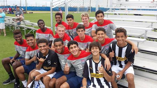 Botafogo FR @ IMG CUP