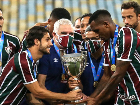Fluminense is the Champion of Taça Rio after beating Flamengo
